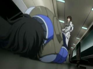 Mobile Suit Gundam 00   Мобильный воин ГАНДАМ 00 [2 сезон] 12 серия